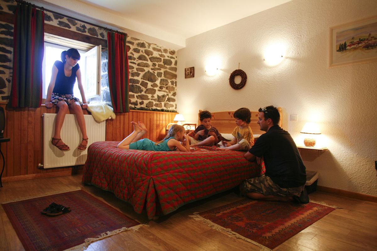 Chambres d\'hôtes - Office de tourisme des Pays de Saint-Flour