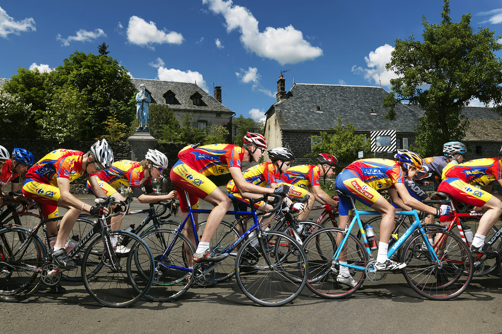 Circuits cyclotourisme