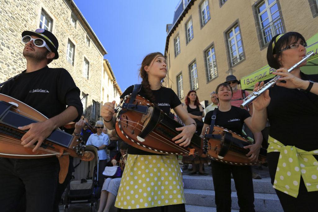 Festival des Hautes Terres Saint-Flour - dernier week-end de juin