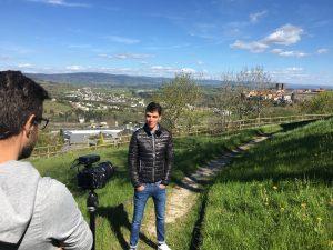 RBX, boucle cyclo Romain Bardet Expérience, à St-Flour