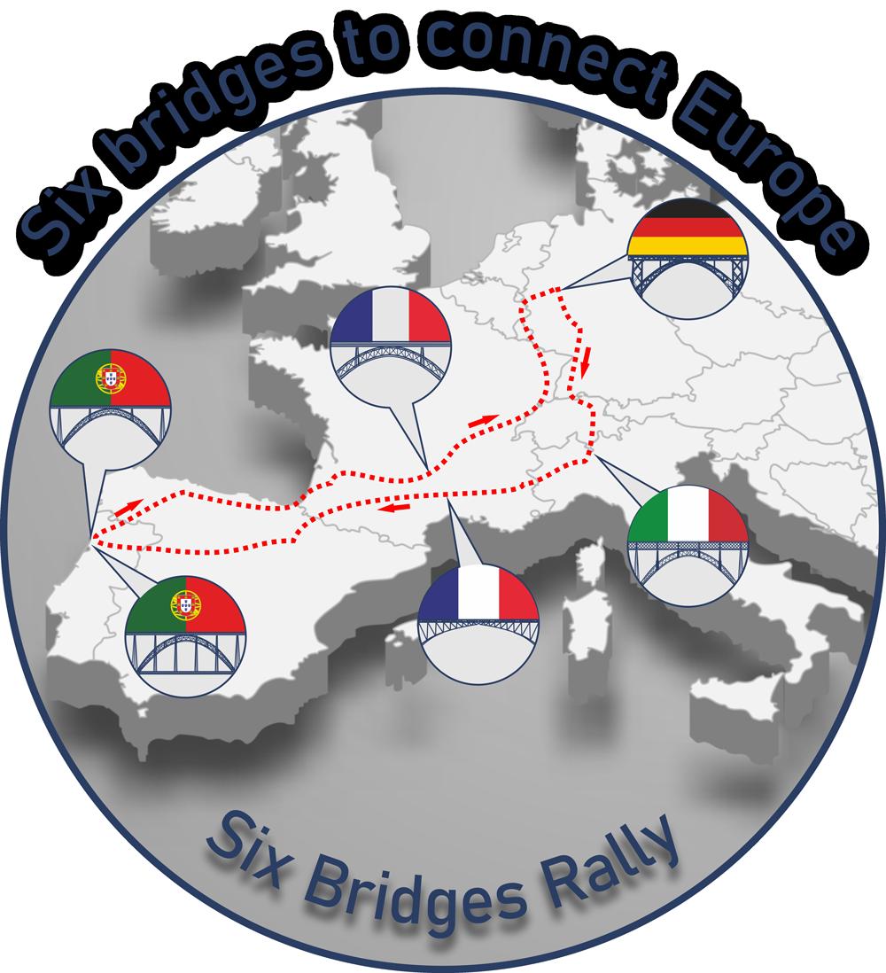 Carte 6 ponts