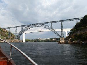 Ponte maria Pia Porto portugal