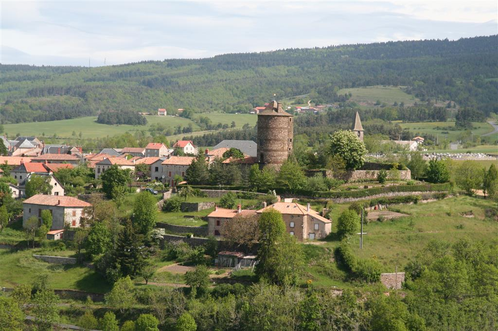Village de Ruynes en Margeride-1