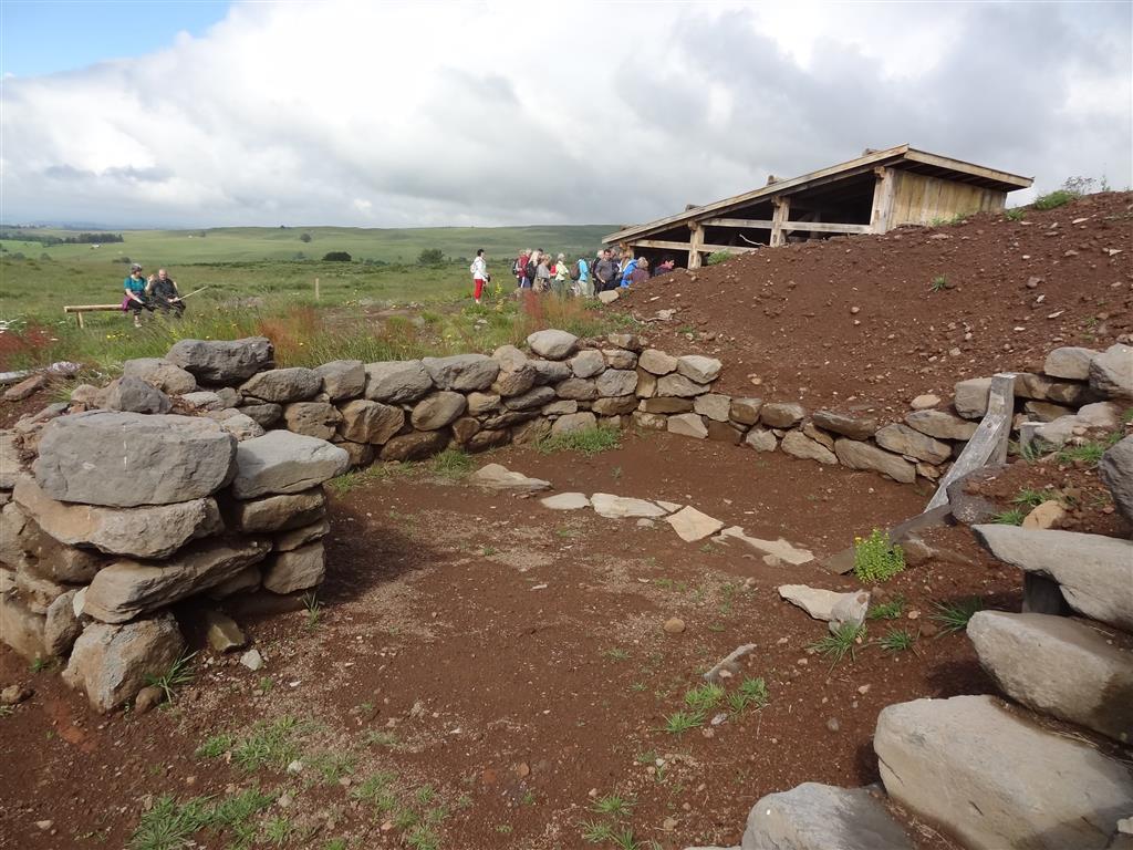 Site archéologique de Rissergues et salle d'exposition-2