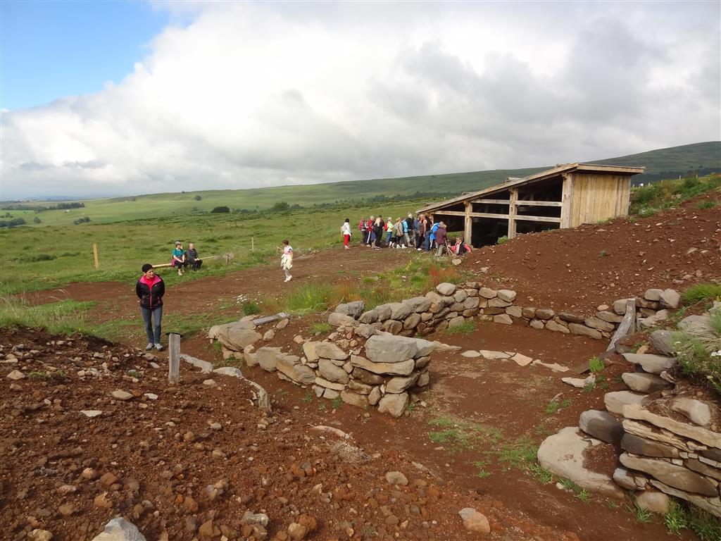 Site archéologique de Rissergues et salle d'exposition-4