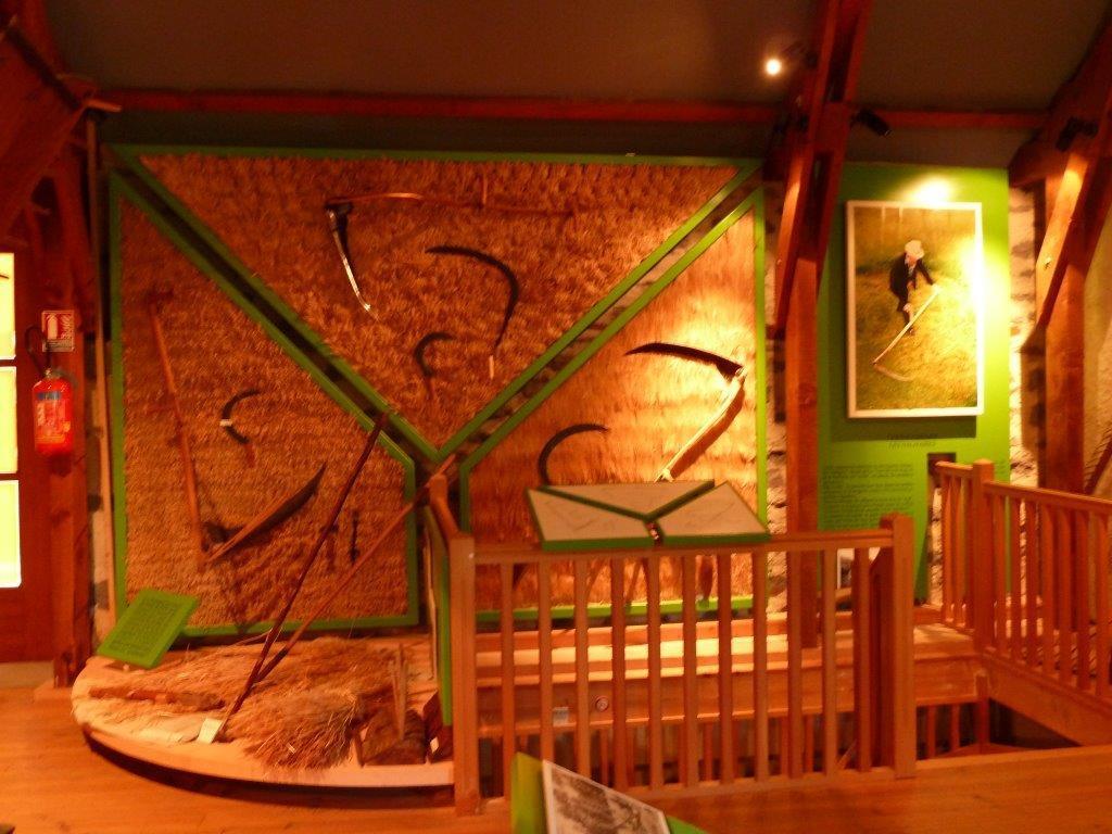 Musée de l'agriculture Auvergnate-23