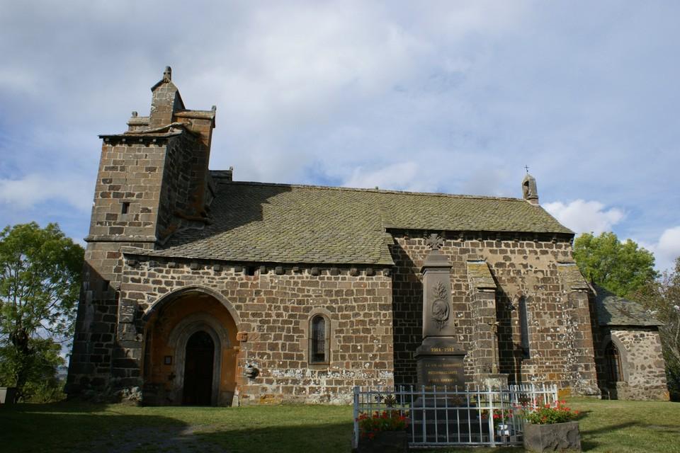 Eglise de Gourdièges-1