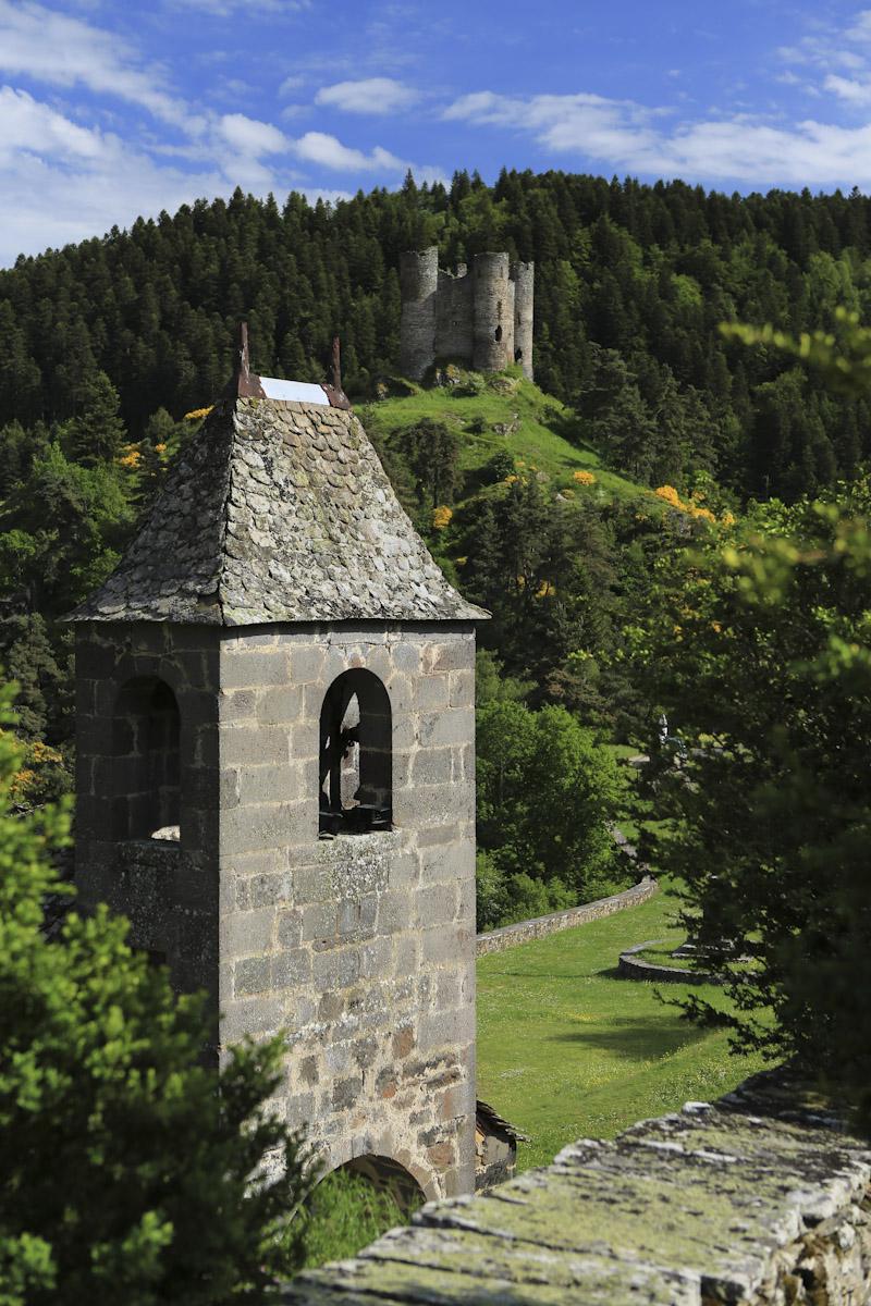 Site et château d'Alleuze-4