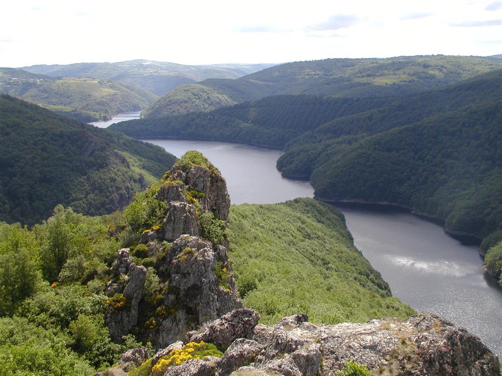 Gorges de la Truyère et Lac de Sarrans-1
