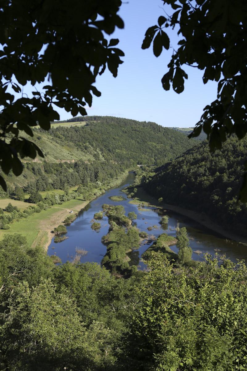 Site de Chaliers et la Truyère-1