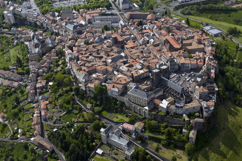 Saint-Flour & les gorges de la Truyère-1