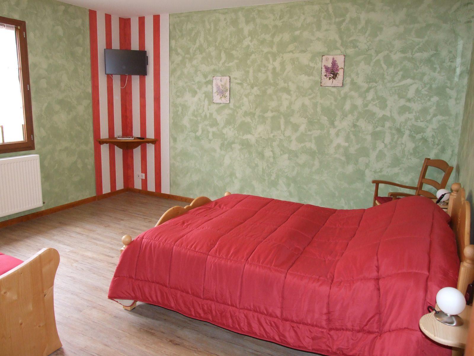 Auberge et chambres Les Volpilières-13