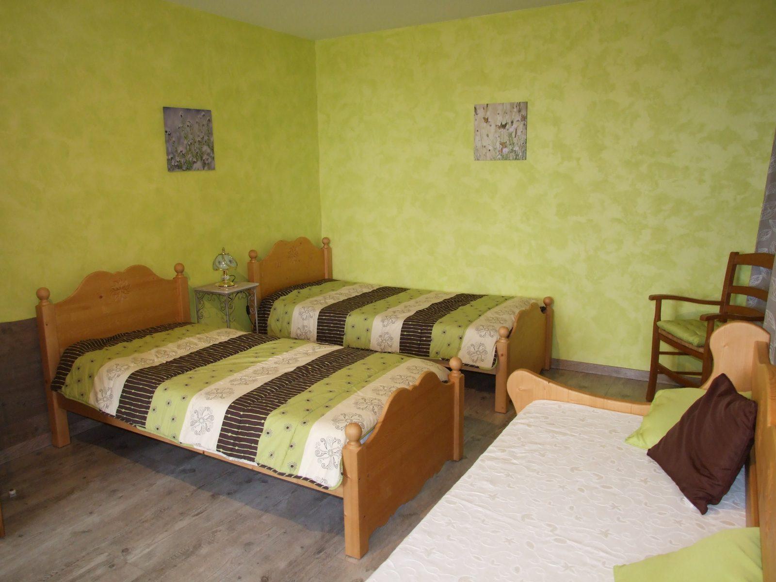 Auberge et chambres Les Volpilières-14