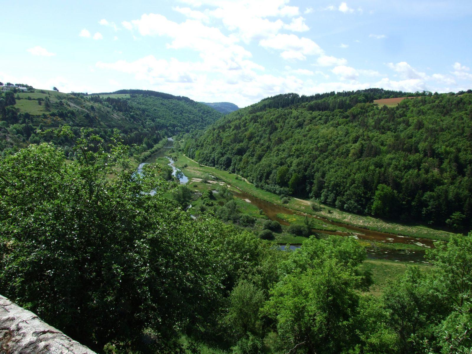 Site de Chaliers et la Truyère-3