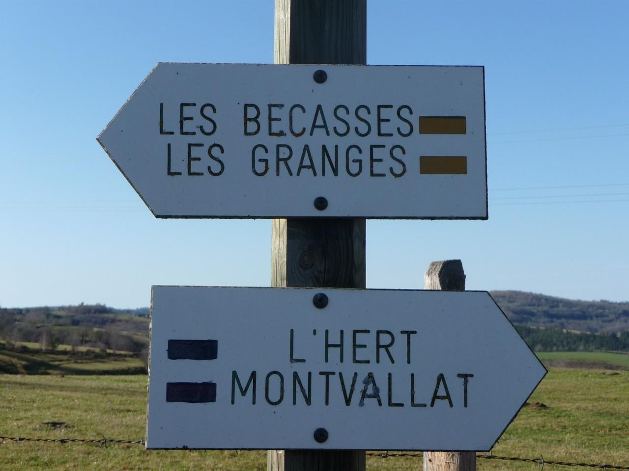 Table d'orientation du Mont Mournac-4