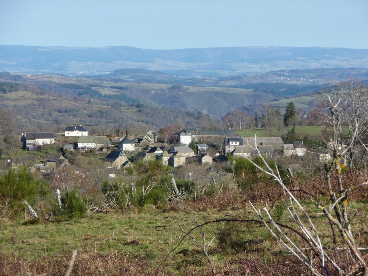 Table d'orientation du Mont Mournac-6