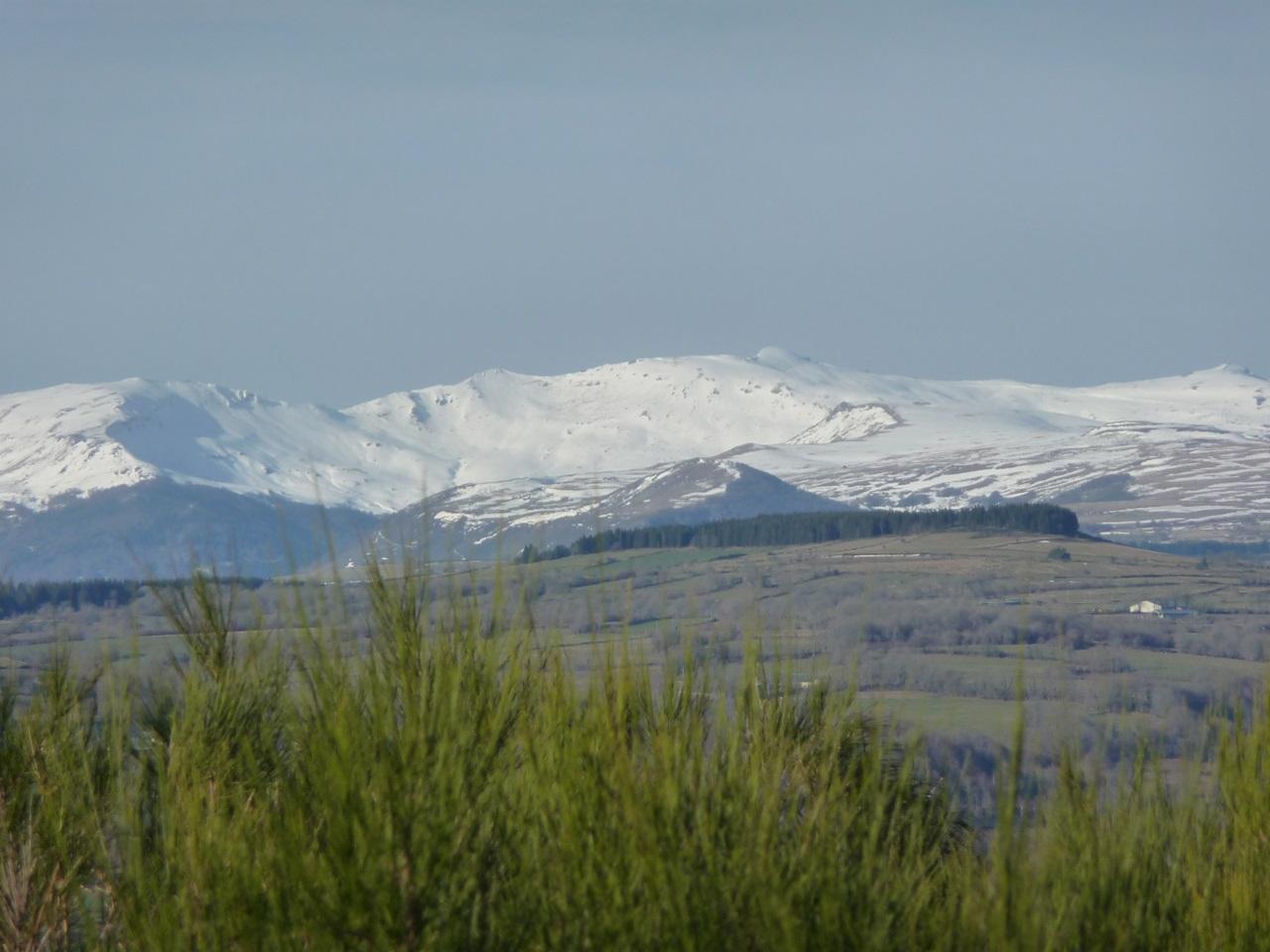 Table d'orientation du Mont Mournac-3