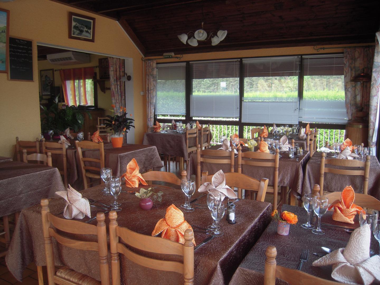 Restaurant le Belvédère de Mallet-5