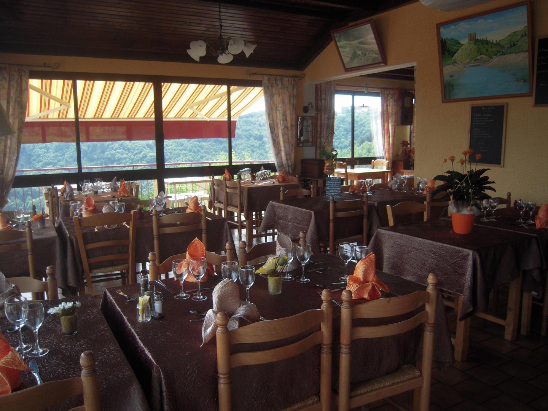 Restaurant le Belvédère de Mallet-8