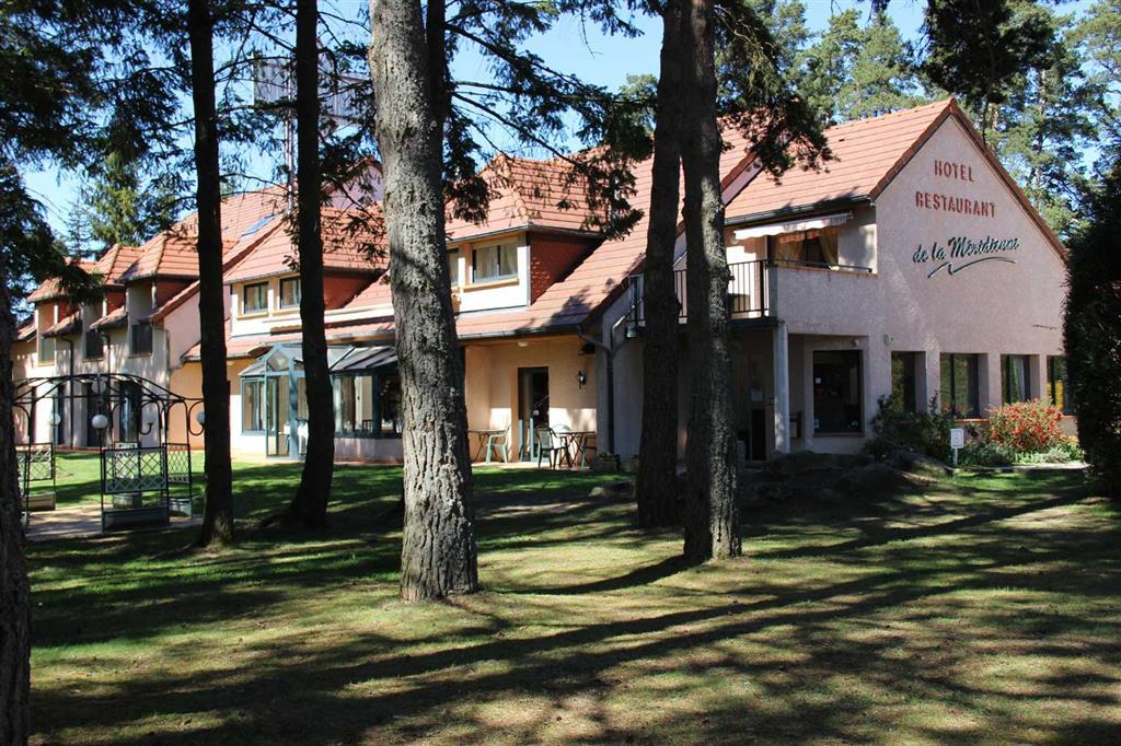Hôtel La méridienne-1
