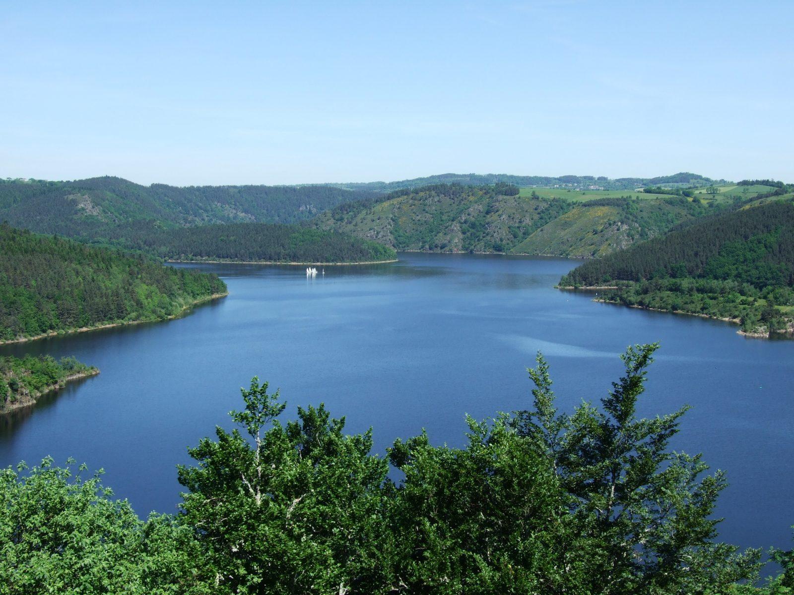 Gorges de la Truyère, lacs de Garabit-Grandval et Lanau-6