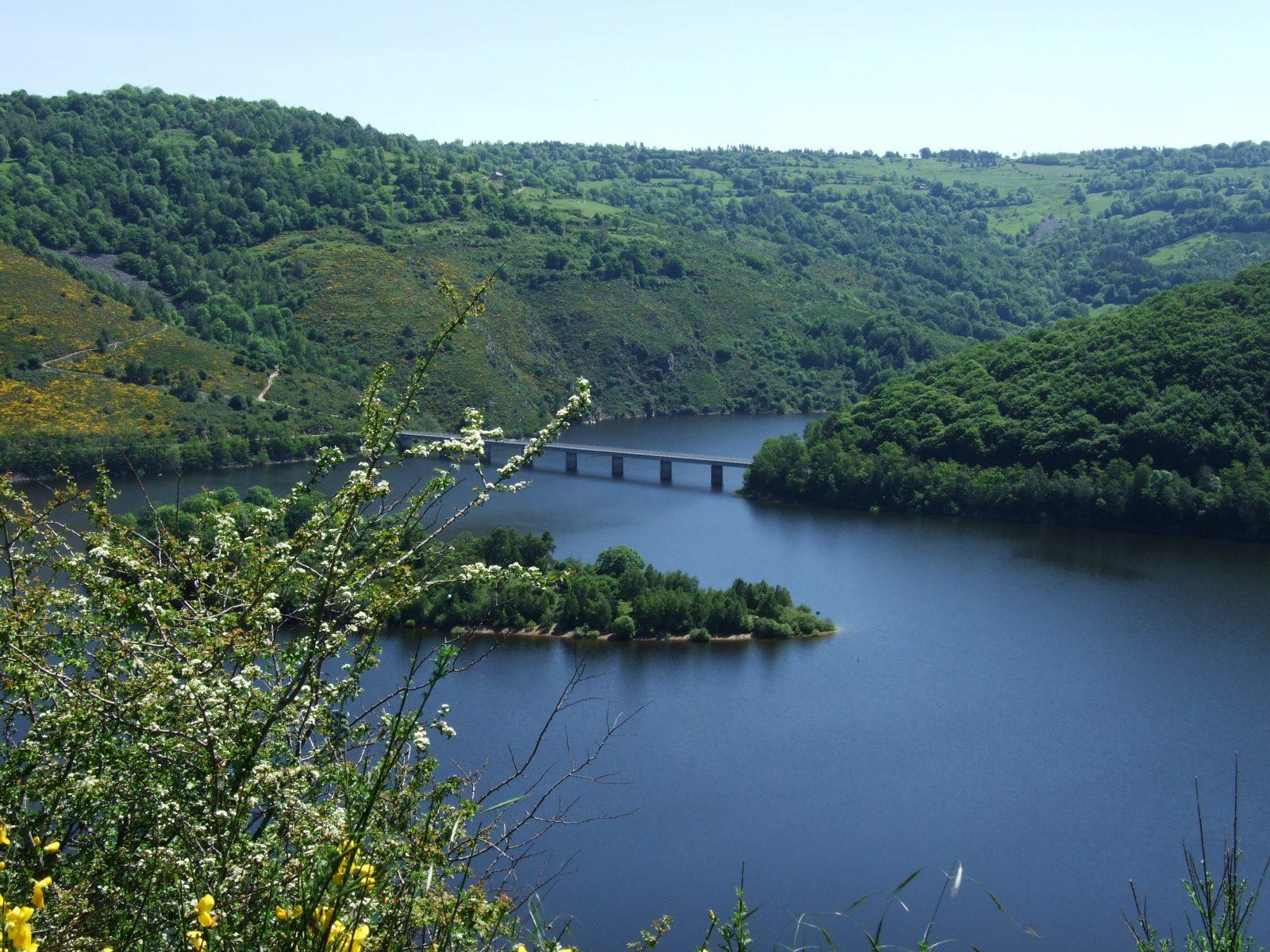 Gorges de la Truyère, lacs de Garabit-Grandval et Lanau-8