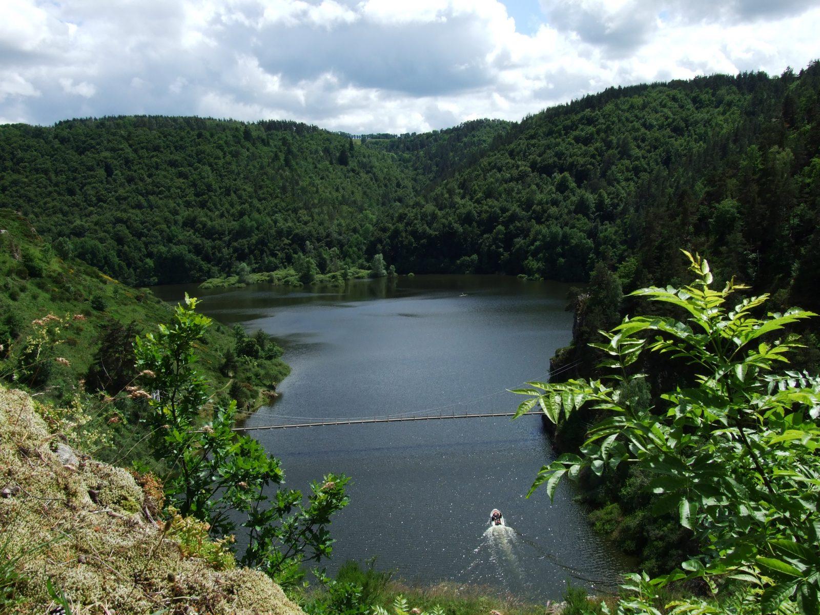 Gorges de la Truyère, lacs de Garabit-Grandval et Lanau-14