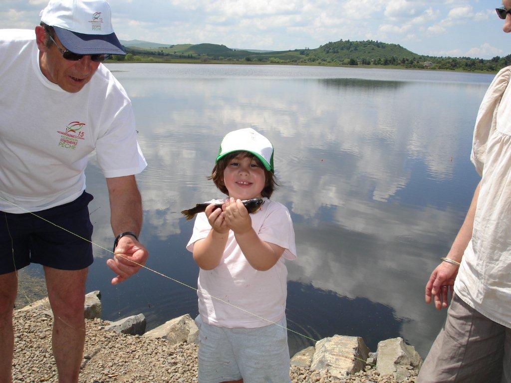 Étang de pêche de Montrozier-1