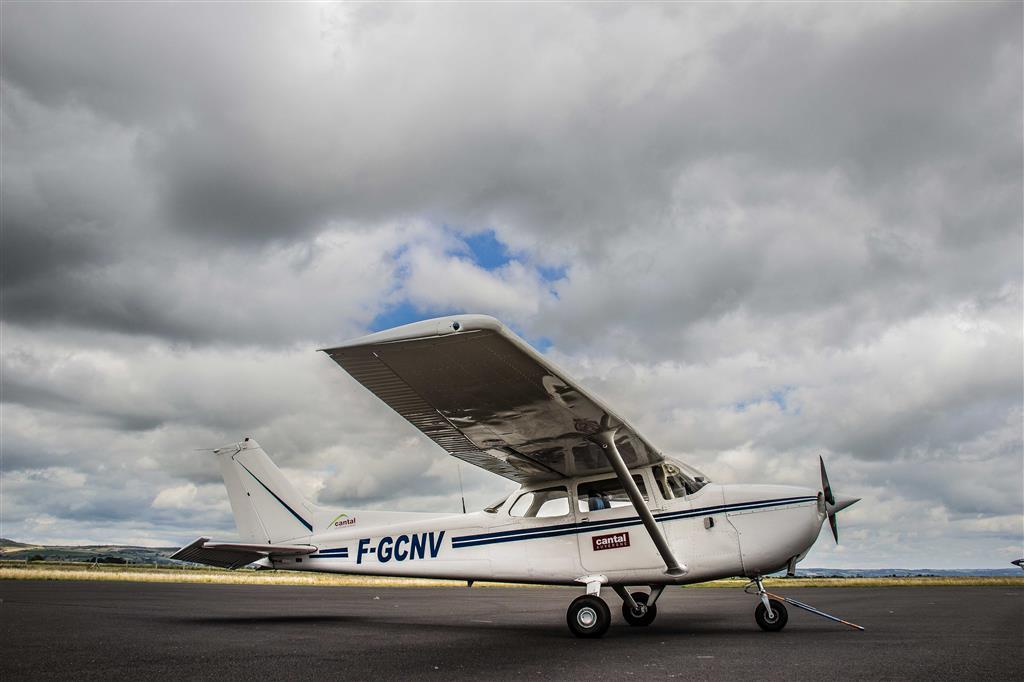 Aérodrome Saint-Flour Coltines-2