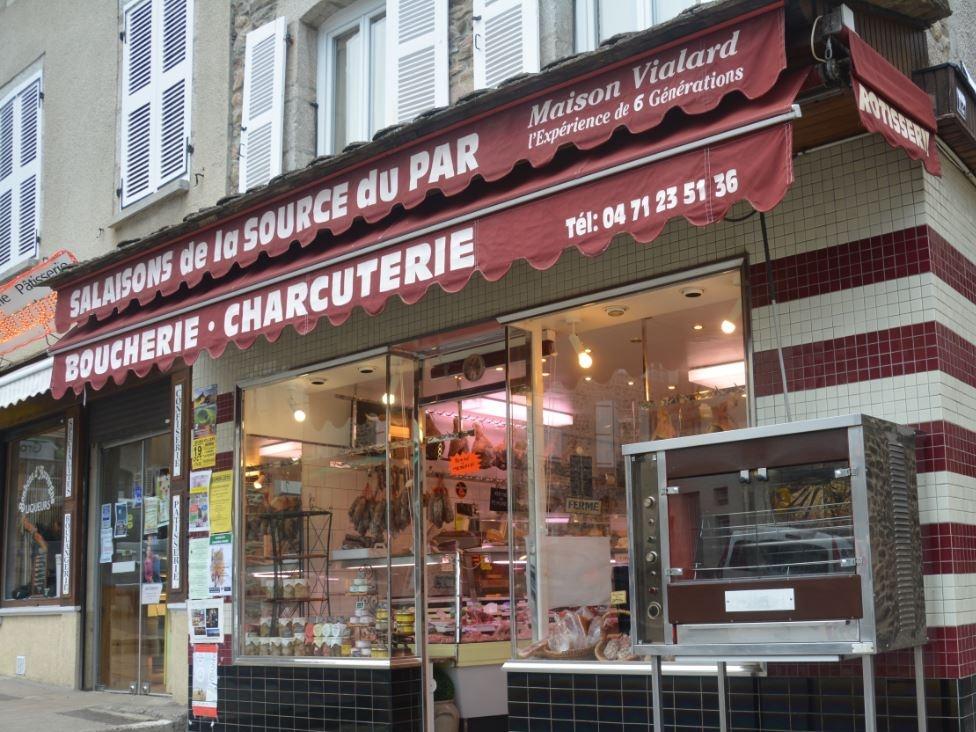 Maison Vialard : boucherie, charcuterie, salaisons-1