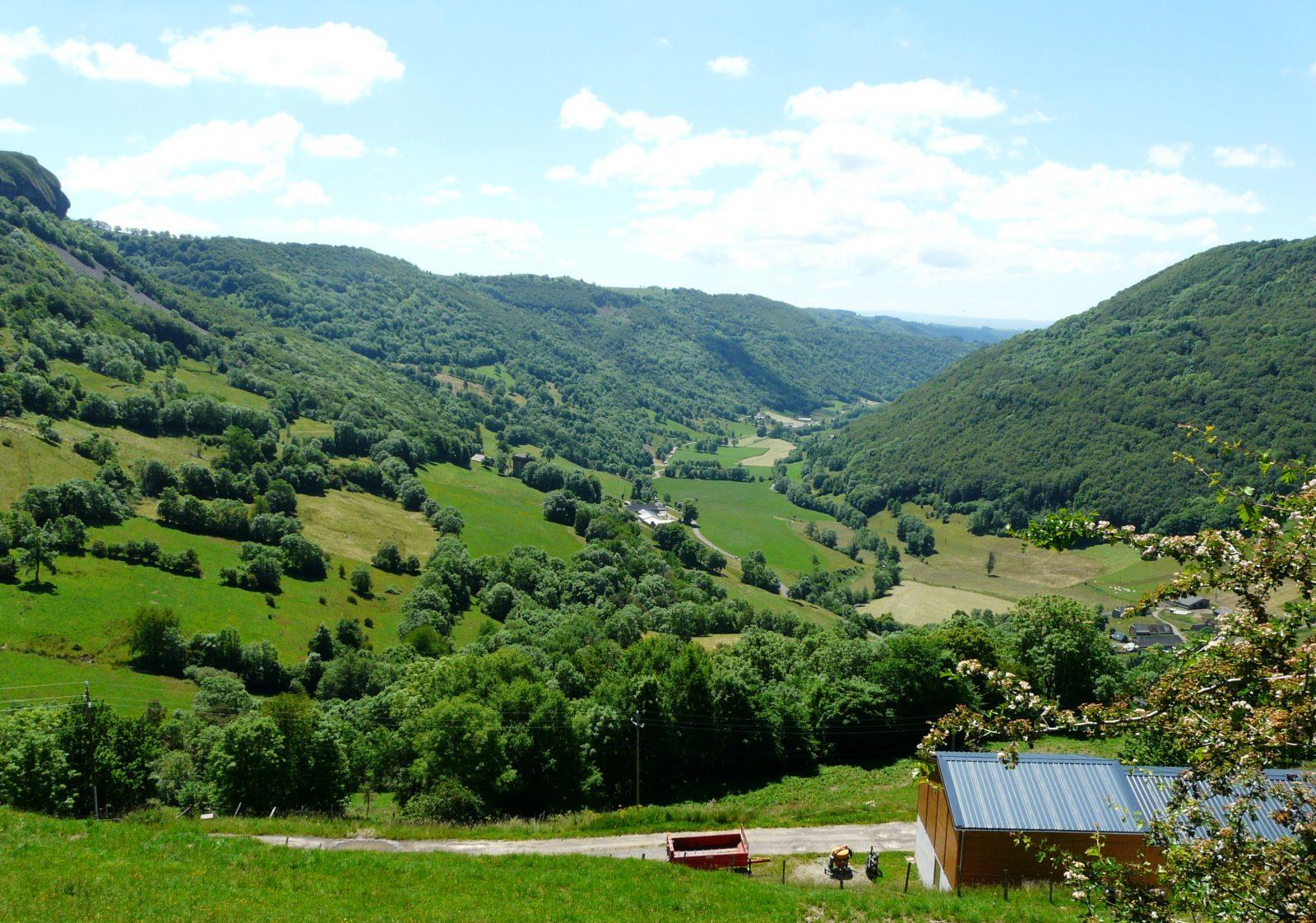 Site de la Haute Vallée – Randonnées et cascades de la Vallée de Brezons-1
