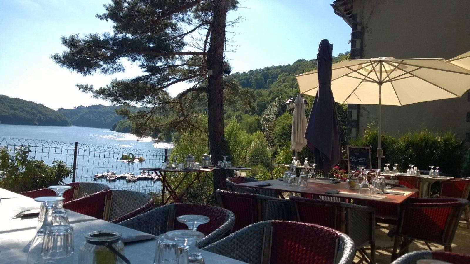 Restaurant Le Chalet du Lac-2