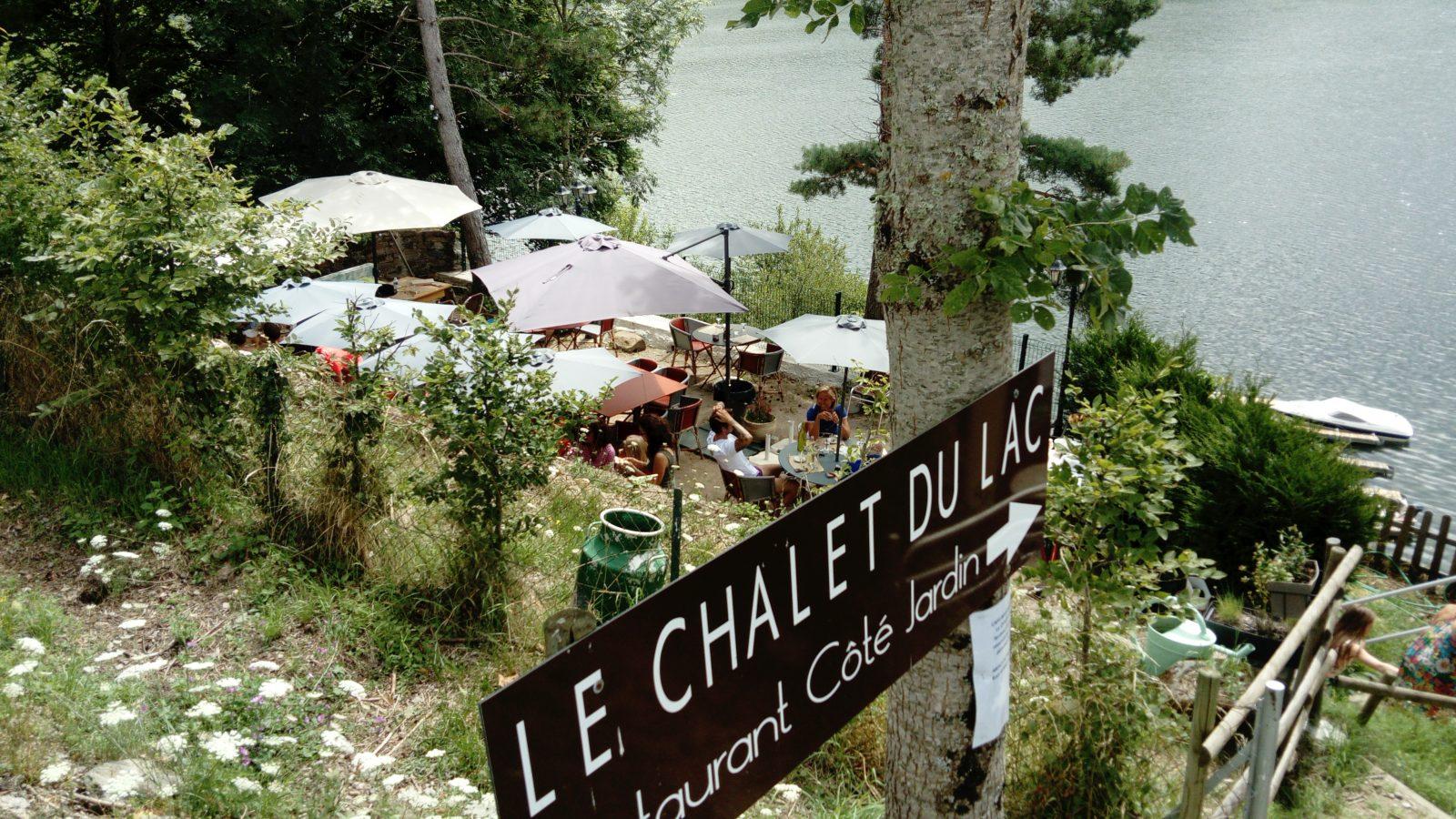 Restaurant Le Chalet du Lac-3