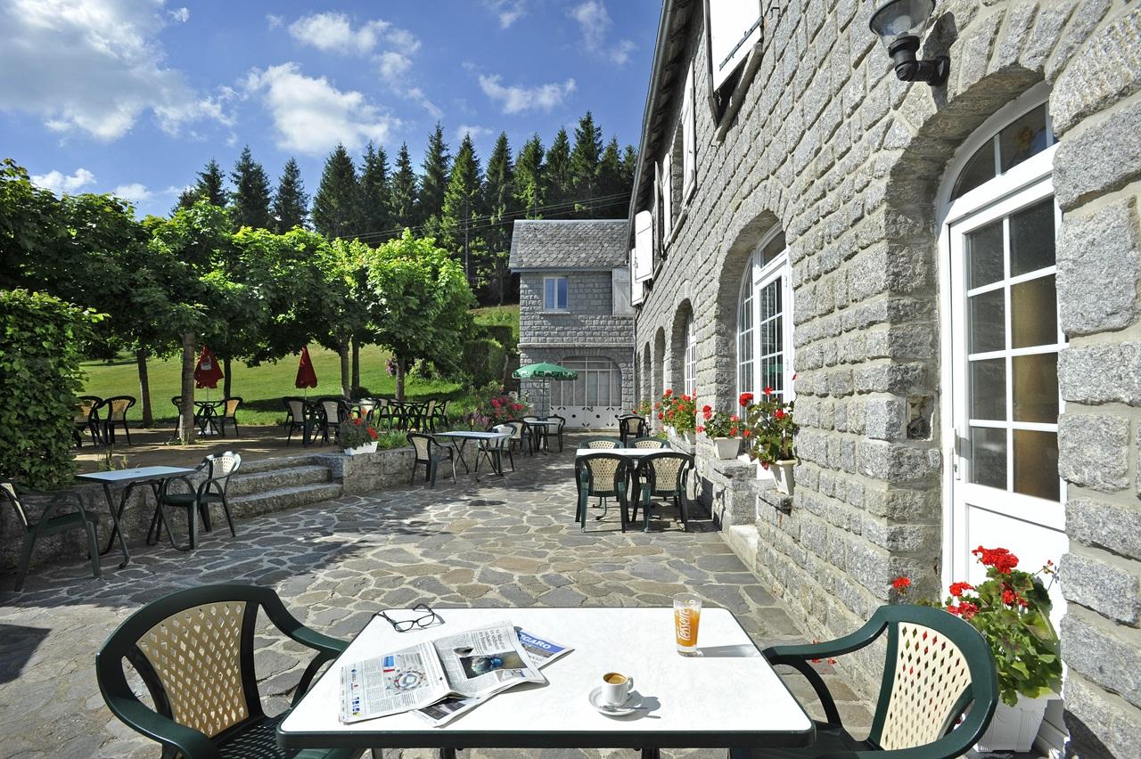 Hôtel restaurant Le Relais de l'Aubrac-9