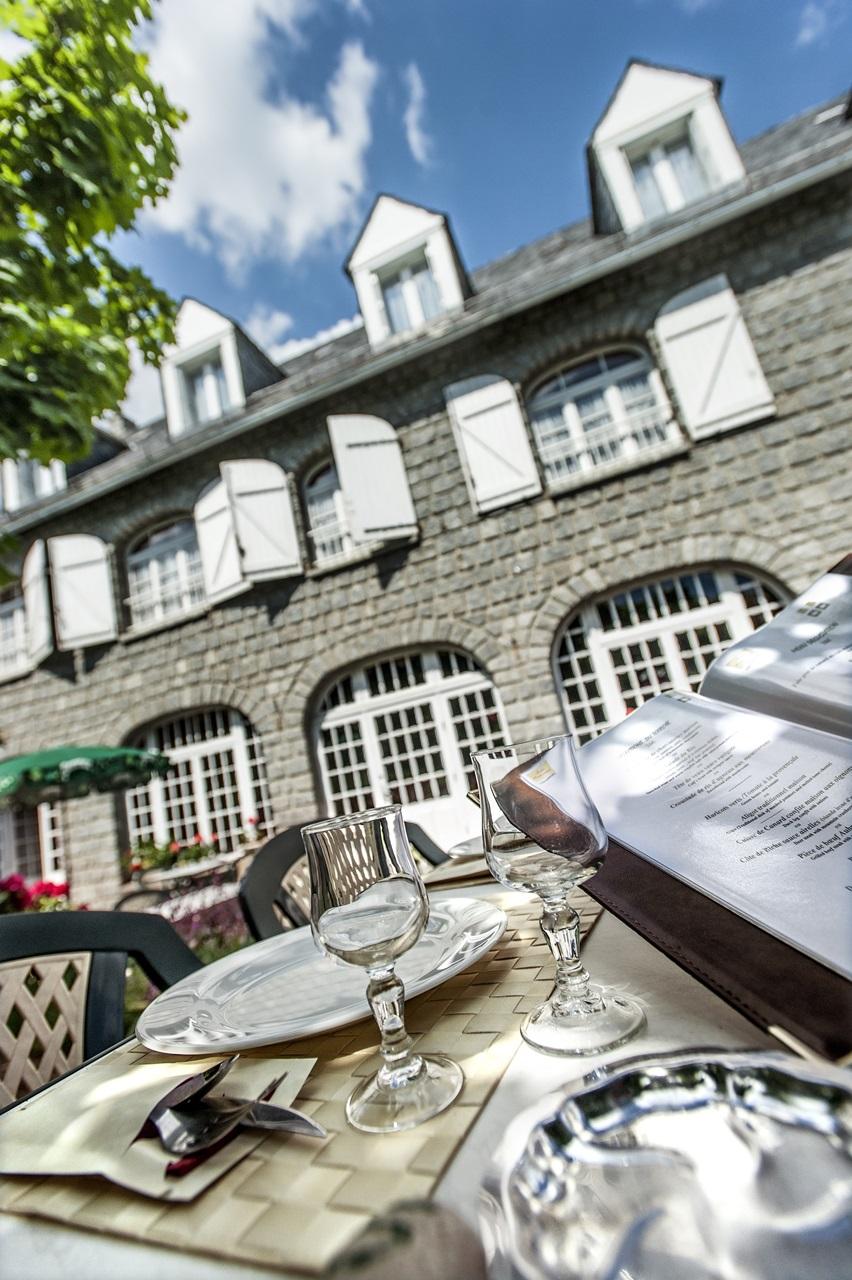 Hôtel restaurant Le Relais de l'Aubrac-10