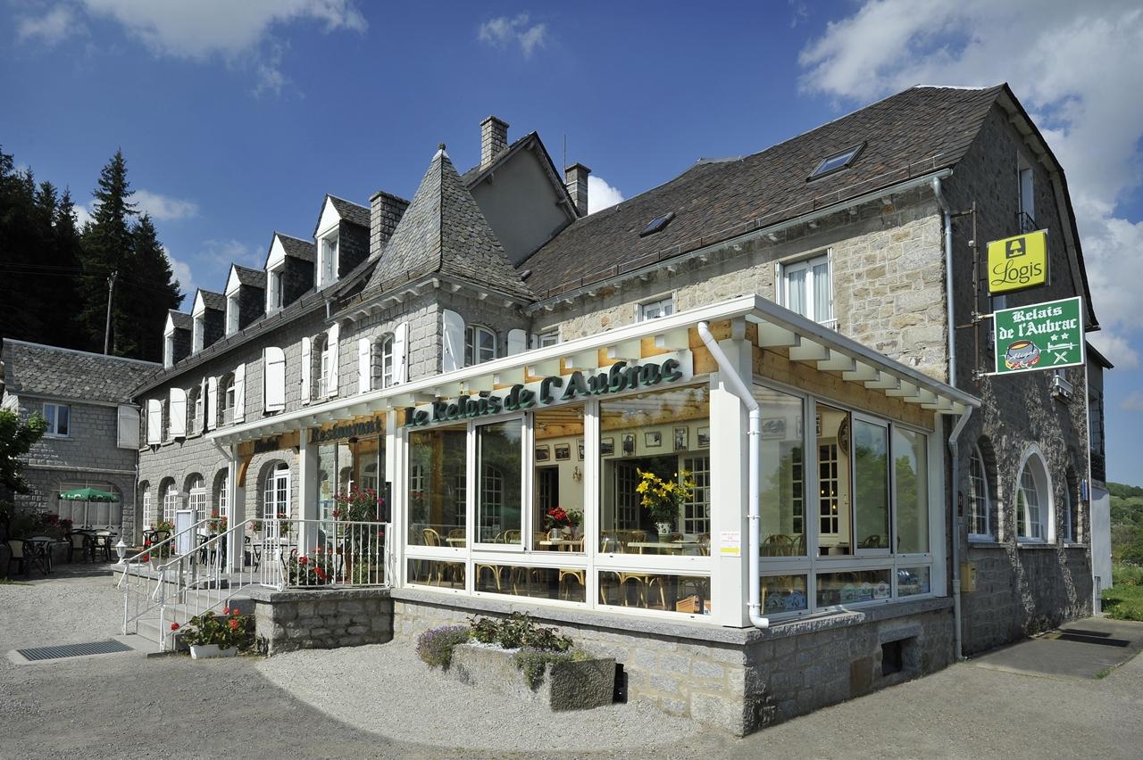 Hôtel restaurant Le Relais de l'Aubrac-3