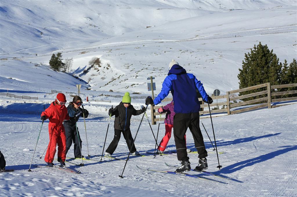 Séance découverte ski de randonnée nordique – Domaine nordique Prat de Bouc Haute-Planèze-1