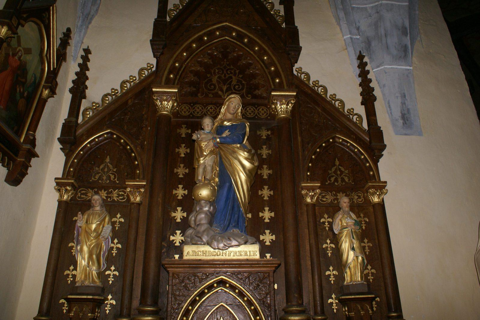 Eglise de Saint-Martin-sous-Vigouroux-2