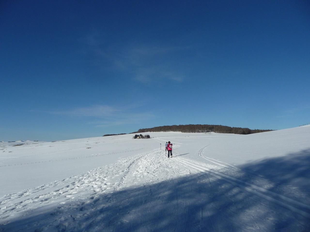 Station de sports d'hiver de Saint-Urcize-2