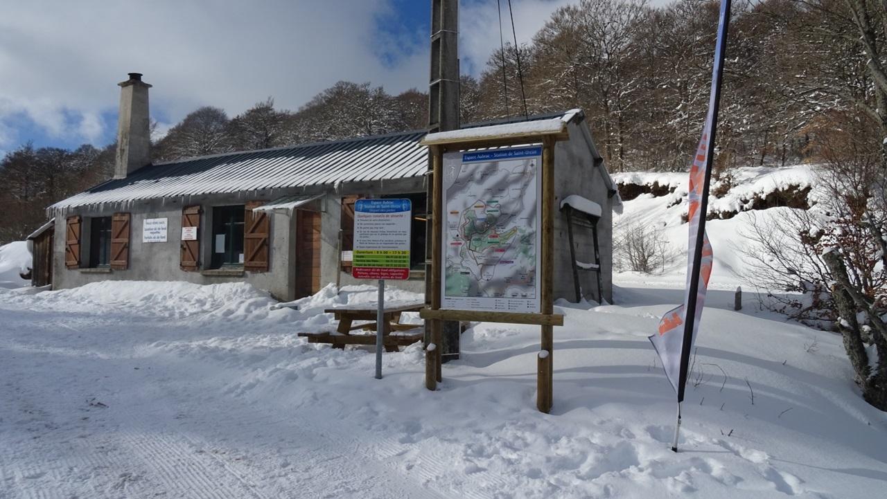 Station de sports d'hiver de Saint-Urcize-5