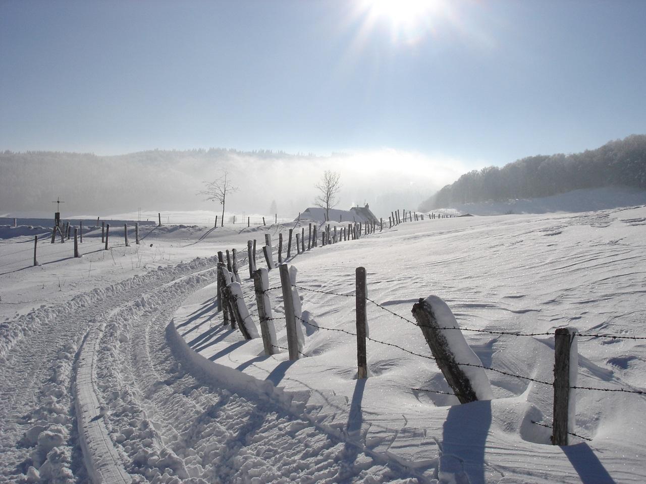 Station de sports d'hiver de Saint-Urcize-7