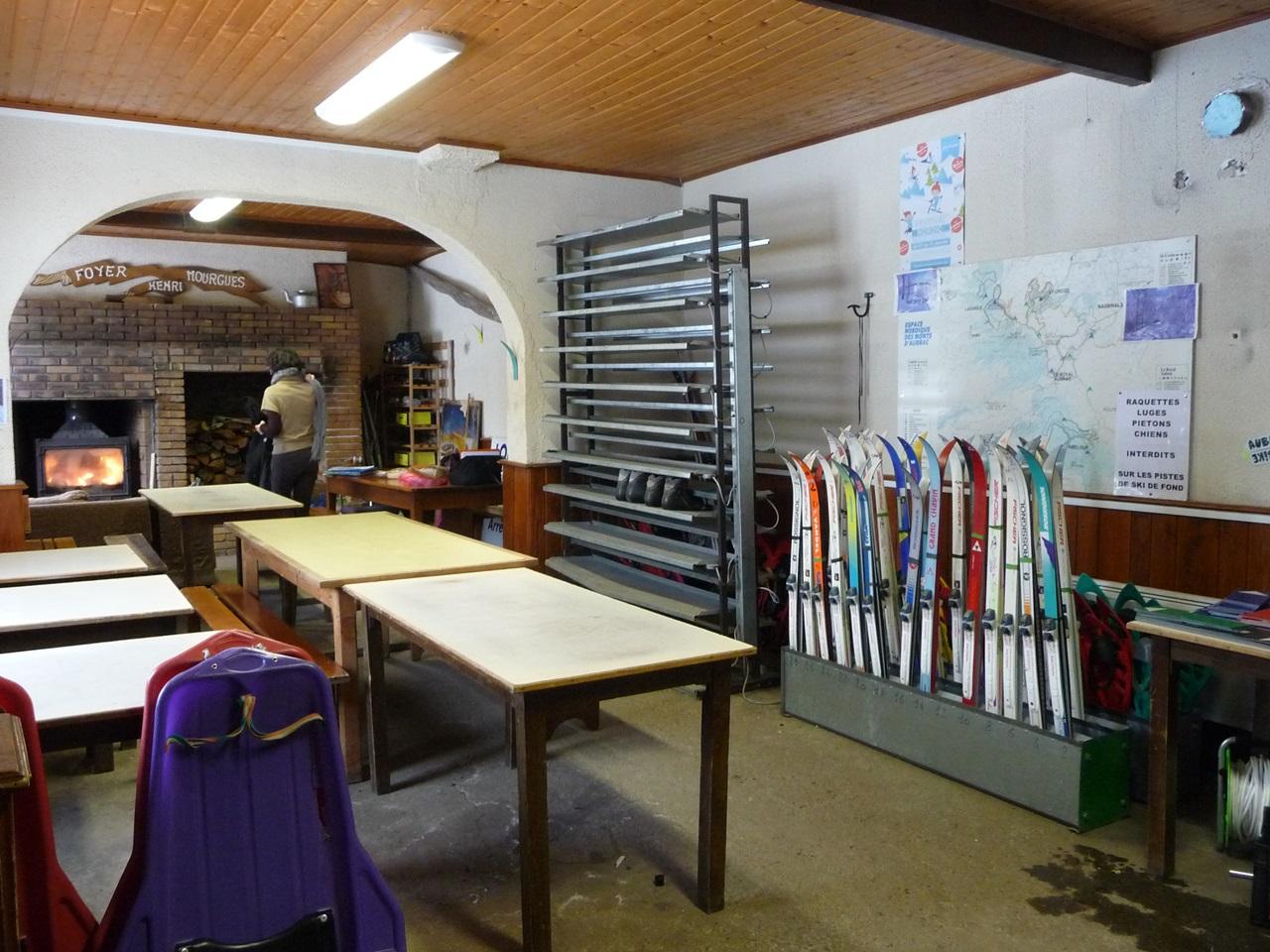 Station de sports d'hiver de Saint-Urcize-11