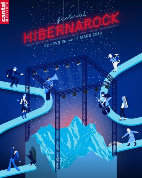 Festival Hibernarock aux Pays de Saint-Flour-1