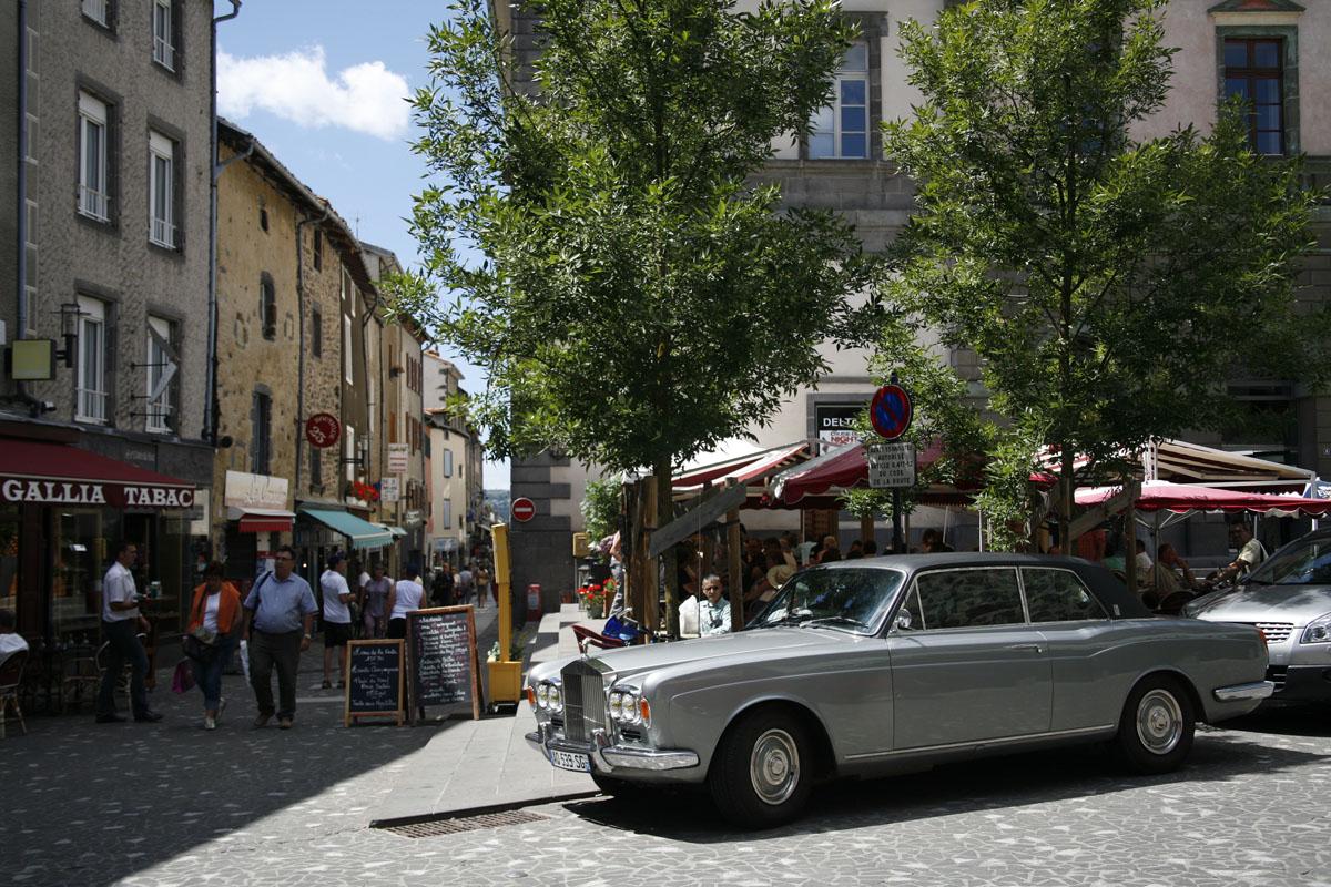 Visite guidée du centre historique de Saint-Flour-1