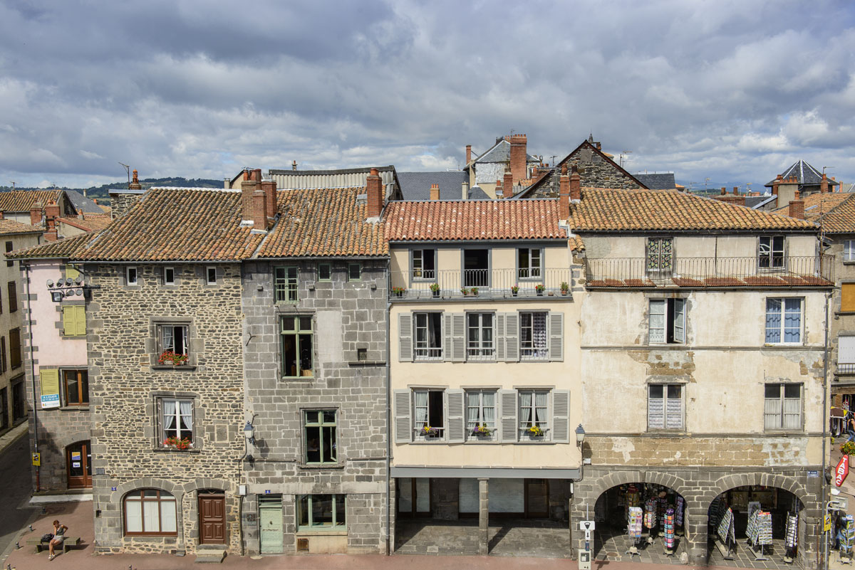 Visite guidée du centre historique de Saint-Flour-5