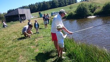 Étang de pêche de Montrozier-4