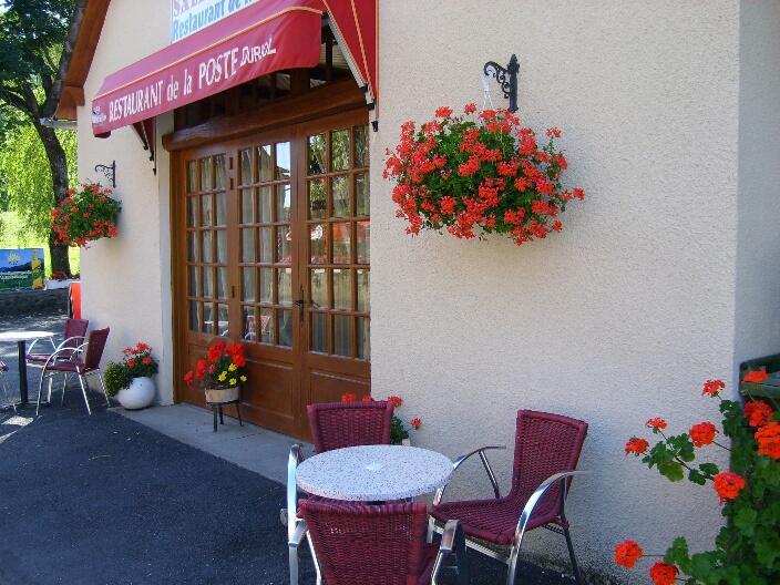 Hôtel-Restaurant de la Poste-7