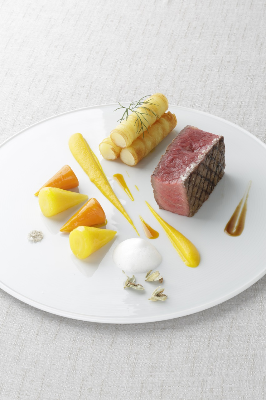Restaurant gastronomique ** Serge Vieira-6
