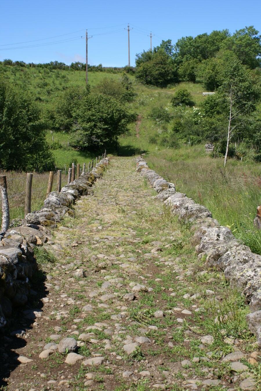Randonnée La Chaussée de Vigouroux-5
