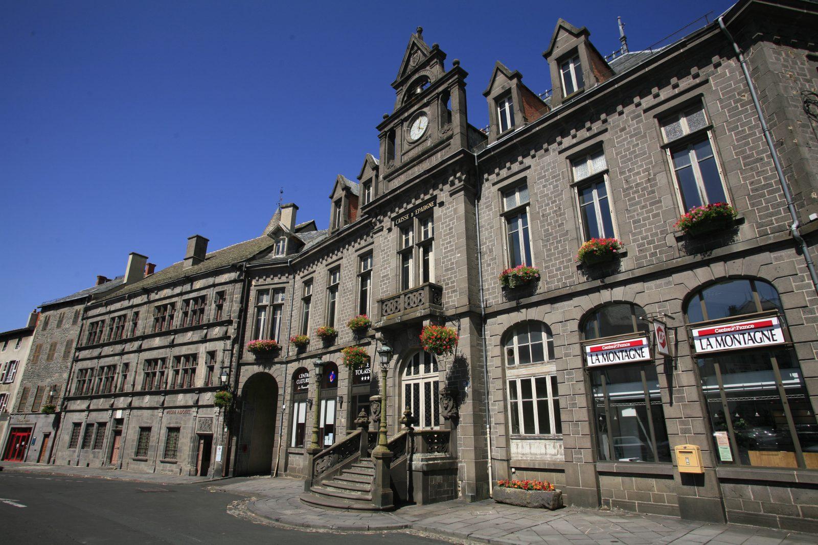 Office de tourisme des Pays de Saint-Flour – Bureau de Saint-Flour-1
